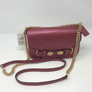 Blake 20 Pebble Leather Cross Body Bag